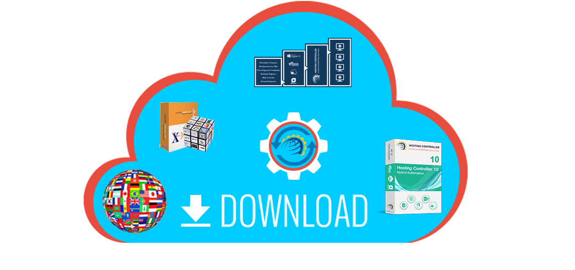 Hosting Controller - Download HC Service Packs | HC Latest