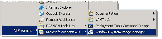 Generalizing Virtual Hard disk