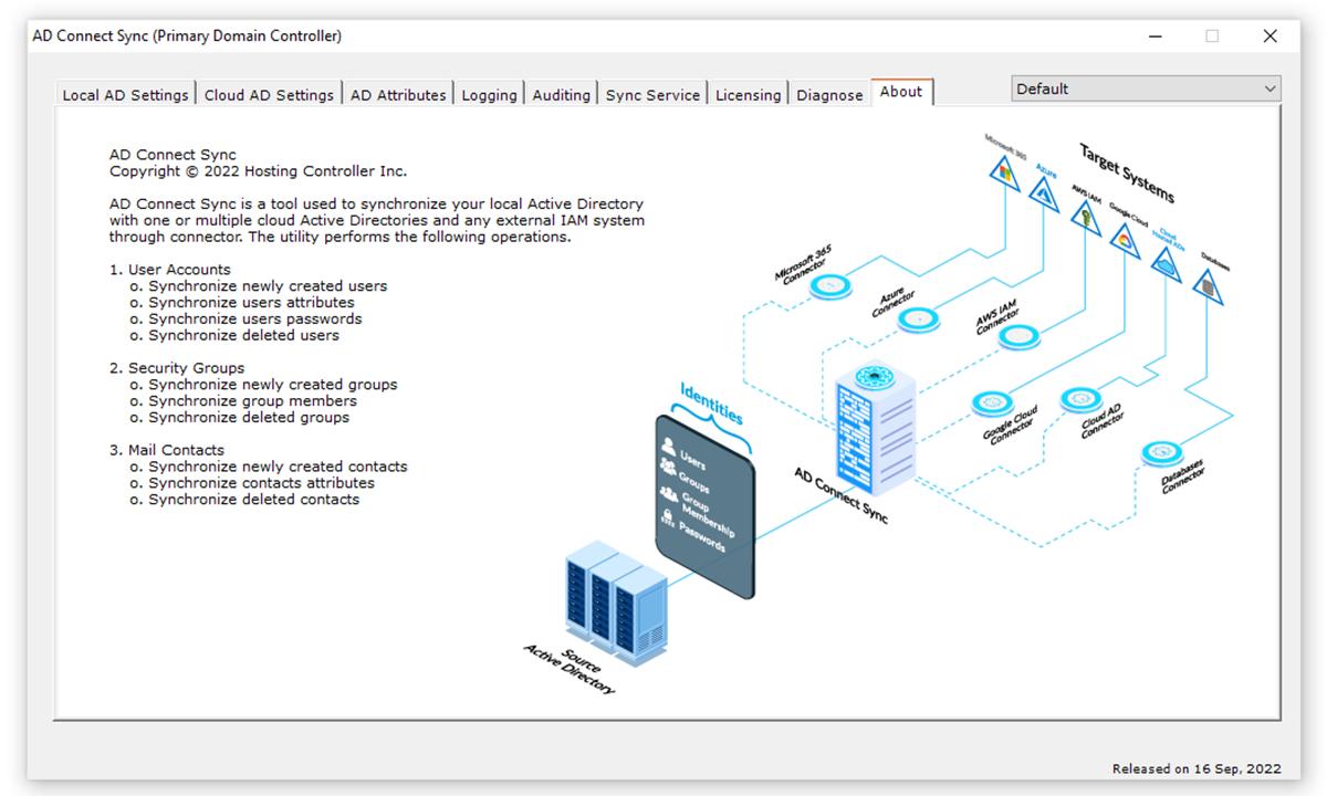 HC ADSync Tool - Active Directory Synchronization : AD Sync Software