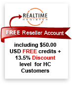 Free Realtime Register reseller account