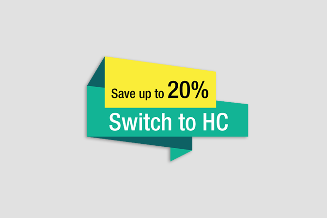 Switch to HC Promotion