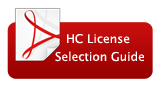 HC License Selection Guide